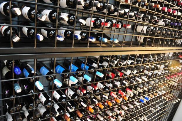 Importações de vinhos e espumantes crescem 40% Roni Rigon/Agencia RBS