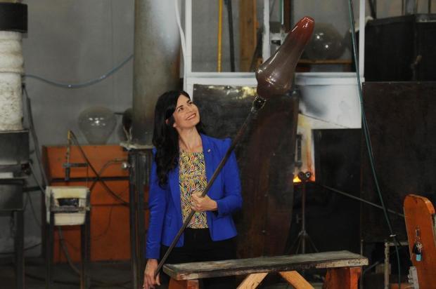 Festival de Gramado: Soledad Villamil recebeu kikito de cristal Diogo Sallaberry/Agencia RBS