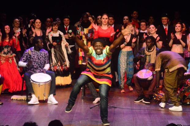 Agenda: Segunda edição do Mosaico Festival em Dança ocorre nesta sexta, em Caxias ANDRE MASSIGNAN/Divulgação
