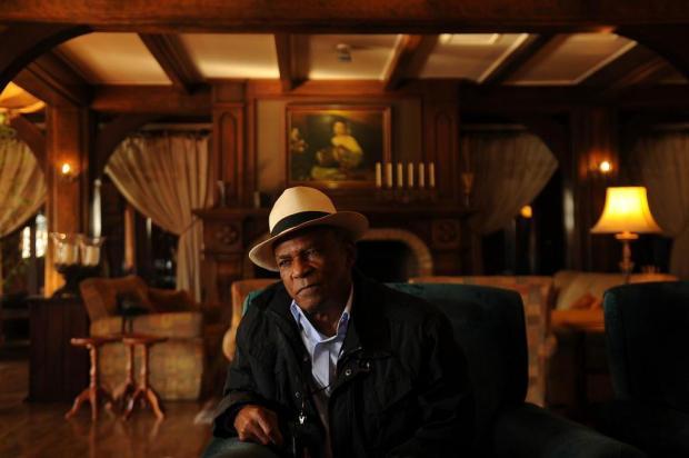 Pitanga do Brasil:Na Serra, o ator recebeu o Troféu Cidade de Gramado pela enorme contribuição ao cinema e à identidade brasileira Felipe Nyland/Agencia RBS