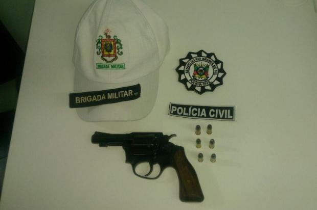 Operação em locais de movimentação noturna resulta em uma prisão em São Marcos Polícia Civil/Divulgação
