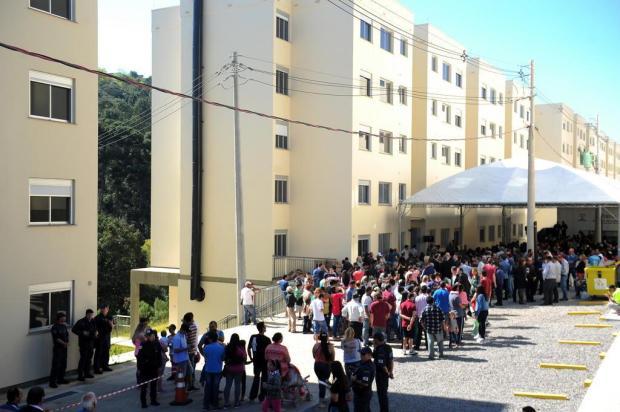 Prefeitura de Caxias e governo federal entregam apartamentos de novo loteamento popular Felipe Nyland/Agencia RBS