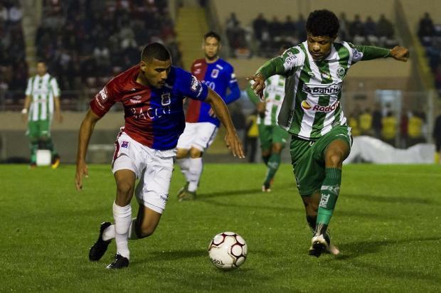 Juventude é derrotado pelo Paraná fora de casa e perde nova chance de voltar ao G-4 Guilherme Artigas/Foto Arena/Estadão Conteúdo