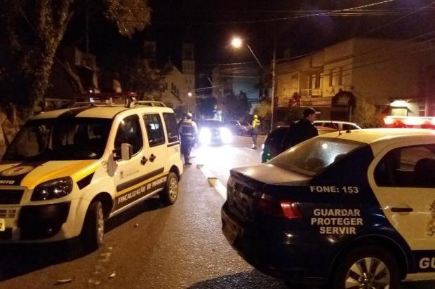 Treze motoristas são flagrados dirigindo sob efeito de álcool em Caxias SMTTM/Divulgação
