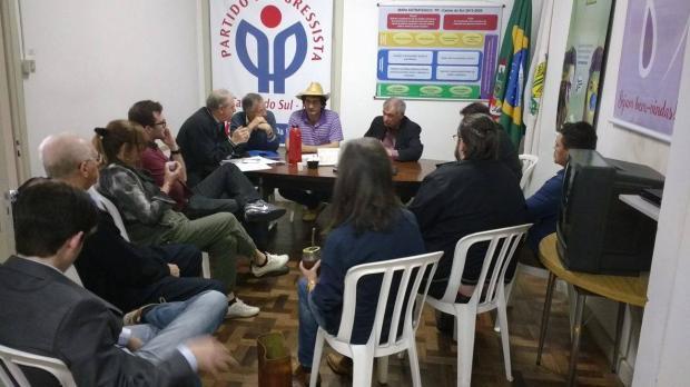 Parecer da executiva do PP de Caxias é pela expulsão de filiado que pediu impeachment de Daniel Guerra Mauricio Palma / Divulgação/Divulgação