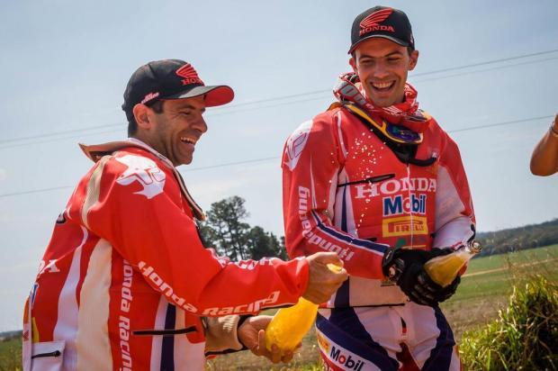 Caxiense Gregorio Caselani encerra o Rally dos Sertões com o vice-campeonato nas motos Marcelo Maragni/Fotop