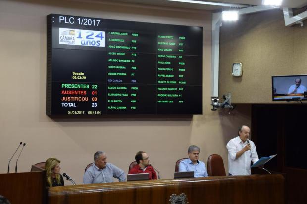 Pedido de impeachment do prefeito Daniel Guerra no centro da discussão Vitória Bordin/Divulgação