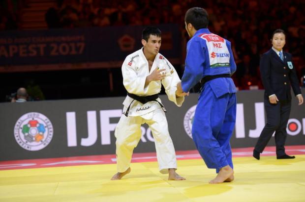 Judocas do Brasil ficam longe do pódio no primeiro dia do Mundial Paulo Pinto/CBJ,Divulgação