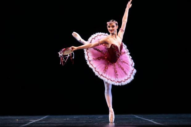 3por4: Bailarina Luiza Tomé embarca para Berlin nesta terça Alceu Bett/Divulgação
