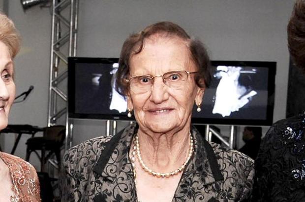 Morre em Caxias do Sul Olga Maria Marcarini Guerra aos 97 anos Ver Descrição/Ver Descrição