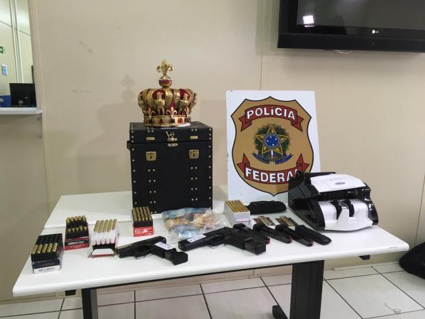 Justiça Federal de Caxias do Sul condena sete pessoas por tráfico internacional de drogas Suelen Mapelli/Gaúcha Serra