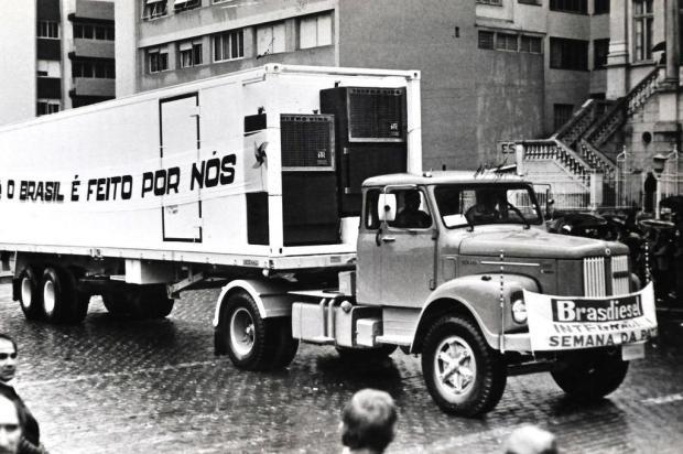 Memória:A Brasdiesel na história caxiense José Ferreira Machado/Agencia RBS