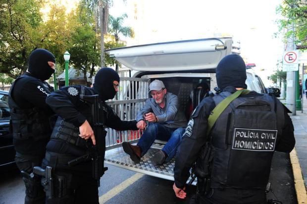 Polícia conclui inquérito sobre esquartejado em Caxias do Sul e indicia três pessoas Porthus Junior  / Agencia RBS/Agencia RBS