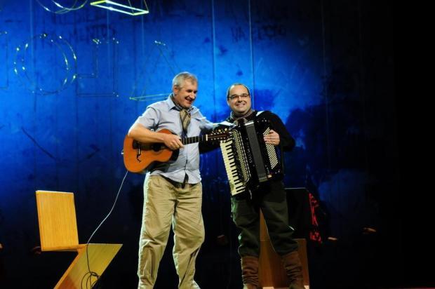 3por4: Valdir Verona e Rafael de Boni estão entre as atrações do Festival Instrumental Raízes do Campo Ricardo Labastier/Divulgação