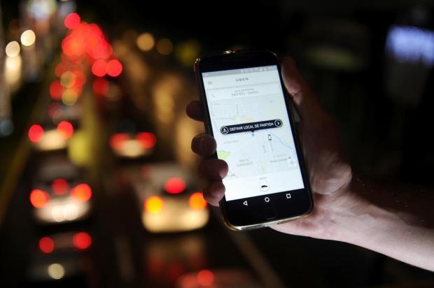 Cadastramento individual de motoristas de aplicativos começa nesta segunda em Caxias Maykon Lammerhirt/Agencia RBS