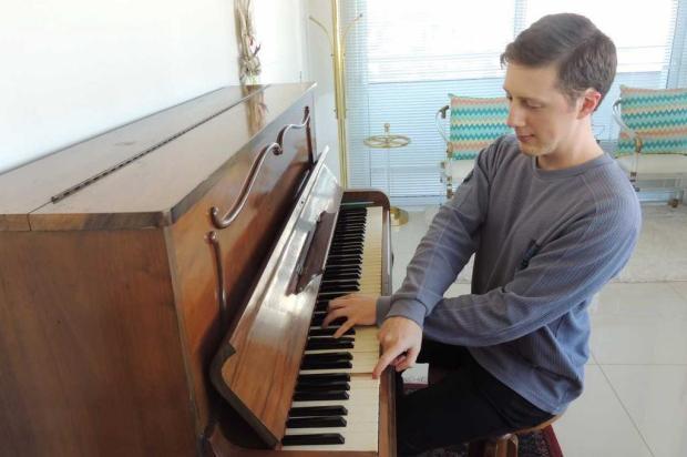 Agenda: Leonardo Bonalume apresenta recital de piano nesta sexta, em Caxias Marli Zattera/Divulgação