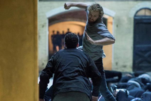 """Série da Semana: Assista """"Punho de Ferro"""" Netflix/Reprodução"""