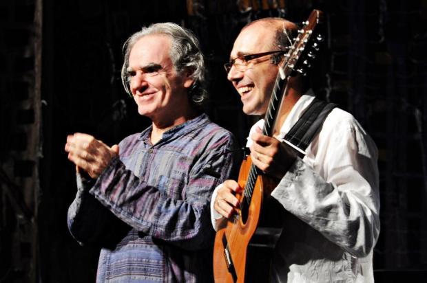 Seminário de Educação Musical traz Benjamim Taubkin e Ivan Vilela a Caxias do Sul na próxima semana Divulgação/Divulgação