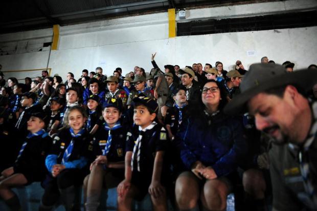 Grupo Escoteiro Moacara, de Caxias, comemora 50 anos de história Marcelo Casagrande/Agencia RBS