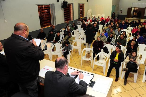 UAB quer criar Planejamento Participativo, em Caxias Porthus Junior/Agencia RBS