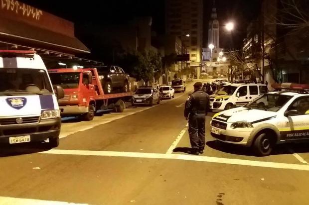 Blitz flagra 26 motoristas dirigindo sob influência de álcool em Caxias SMTTM/Divulgação
