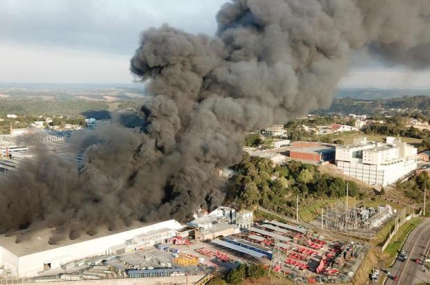 Resultado de imagem para incêndio marcopolo ana rech