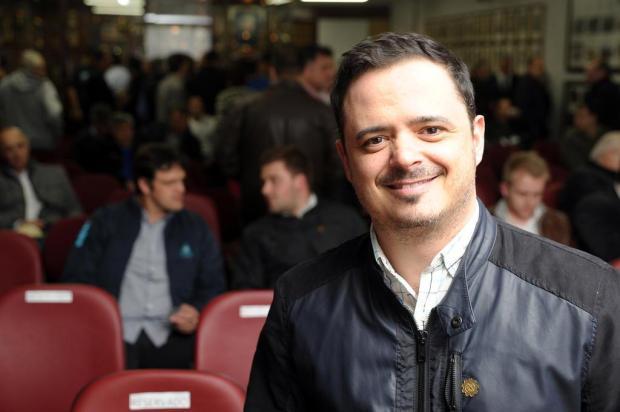 Maurício Grezzana deixa a presidência do Caxias após dois anos Felipe Nyland/Agencia RBS