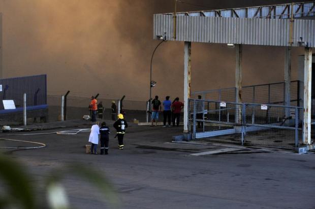Entidades empresariais e dos trabalhadores de Caxias lamentaram incêndio na Marcopolo Marcelo Casagrande/Agencia RBS