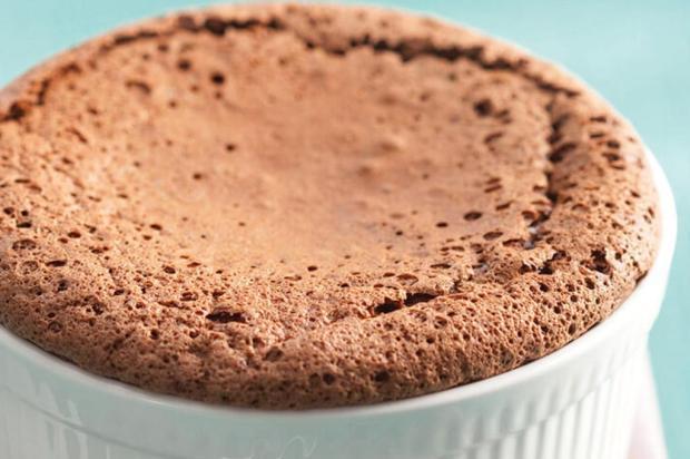 Experimente suflê de chocolate Classic Nestlé/Divulgação