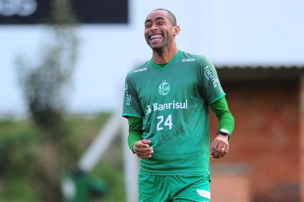 Zagueiro Maurício ganha oportunidade no time do Juventude contra o Inter Porthus Junior/Agencia RBS