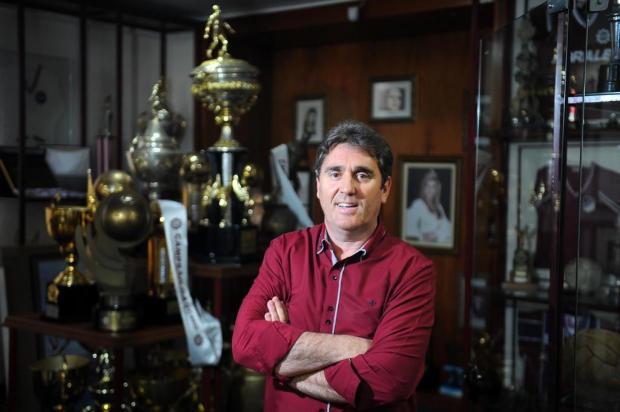 Roberto Delazzeri dá sequência à retomada do Caxias Felipe Nyland/Agencia RBS