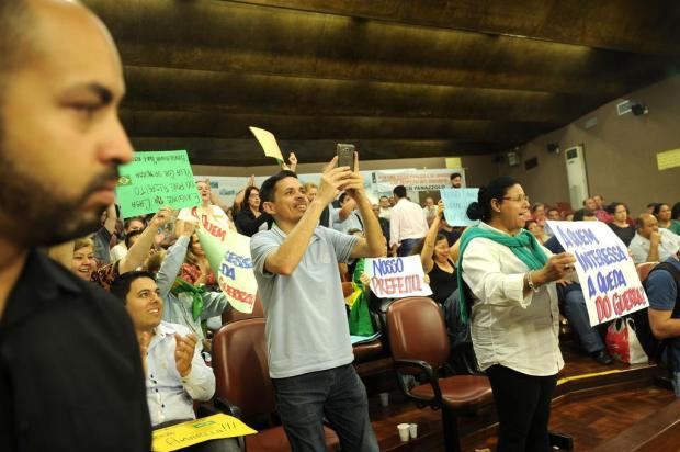 Prefeito Daniel Guerra obteve vitória, mas oposição sinaliza que não dará trégua Diogo Sallaberry/Agencia RBS