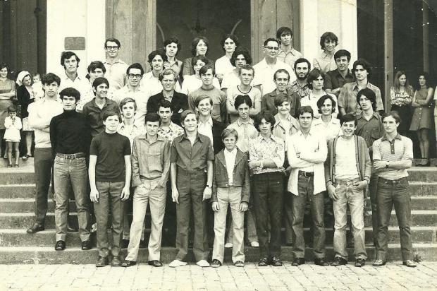 Memória: 55 anos da Associação Juvenil Esperança Arquivo Paulo Caselani/Acervo pessoal