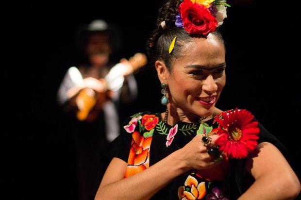 """3por4: Espetáculo """"Frida Kahlo, à Revolução"""" será apresentado em Caxias Adriana Marchiori/Divulgação"""