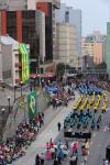 Ao todo, 38 instituições participaram da parada cívica.