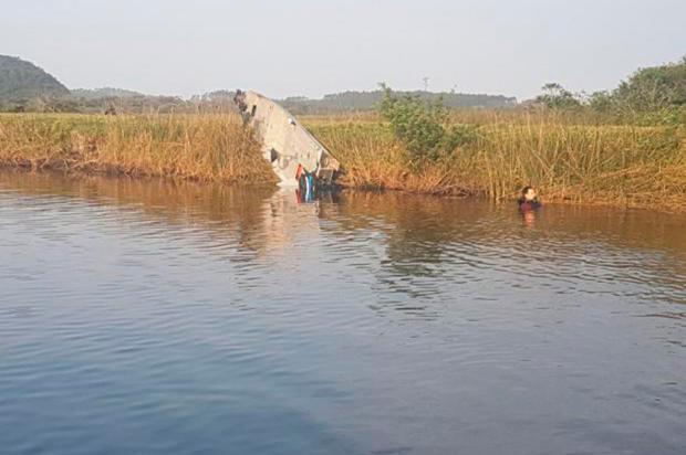 Amigo diz que rio onde ocorreu acidente com moradores da Serra não é considerado perigoso por pescadores ¿?talo Franzoi Junior / Divulgação/Divulgação