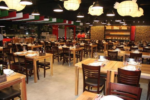 Casa DiPaolo inaugura restaurante em São Paulo, num investimento de R$ 1,7 milhão Francisco Raymundo/divulgação