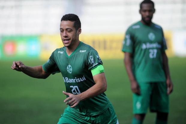 Ramon quer reconquistar a titularidade no time do Juventude Felipe Nyland/Agencia RBS