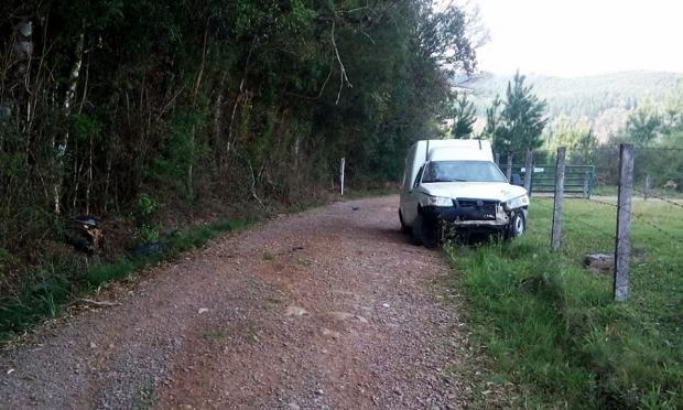 Brigada Militar recupera carga de remédios furtada em Caxias do Sul  Sd Bonato / Divulgação CRPO/Divulgação CRPO