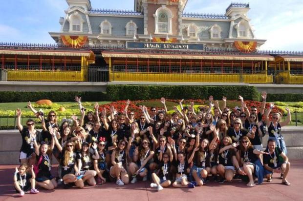 Grupo de dança farroupilhense que se apresentou na Disney é impedido de voltar por ameaça de furacão Qualité Turismo/Divulgação