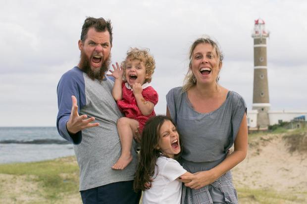 Agenda: Marcos Piangers faz palestra sobre paternidade, em Caxias Giselle Sauer/divulgação