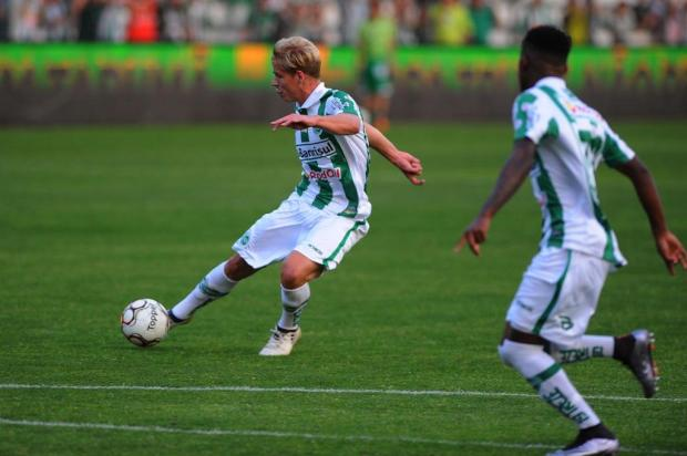 Wesley Natã deve ser titular do Juventude contra o Criciúma Felipe Nyland/Agencia RBS