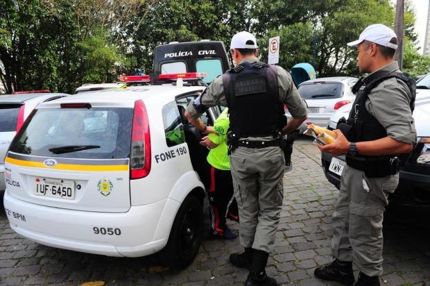 Número de prisões cresce em Caxias do Sul pela primeira vez em cinco anos Porthus Junior/Agencia RBS
