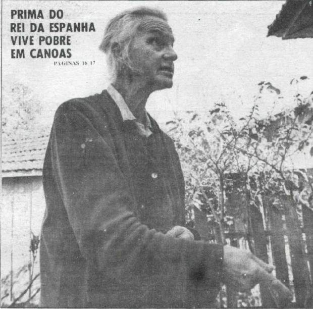 3por4: Produtor cultural de Antônio Prado pretende lançar documentário sobre a história da arquiduquesa Maria Antônia Habsborgo Bourgon Reprodução/Reprodução