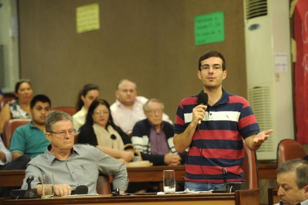 Vereadores requentam denúncia com pedido de explicações ao prefeito Daniel Guerra Diogo Sallaberry/Agencia RBS