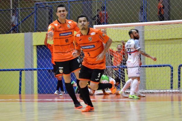 ACBF goleia a Alaf por 5 a 0 pela Liga Gaúcha antes de voltar as atenções para a LNF Ulisses Castro/ACBF,Divulgação