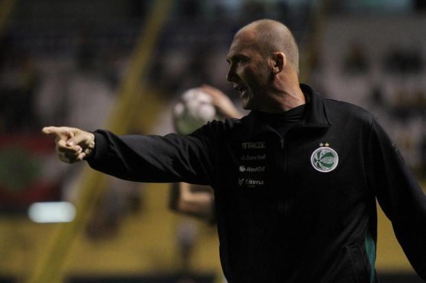 A matemática do Juventude para retornar à Série A passa pelos jogos no Alfredo Jaconi CAIO MARCELO/especial