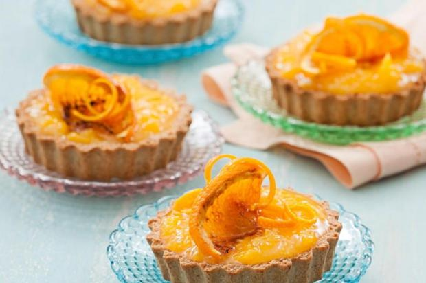 Experimente minitorta de laranja Nestlé/Divulgação