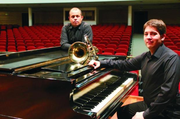 Comunidade em Concerto terá duos dedicados às raízes da música brasileira neste domingo, em Galópolis Divulgação/Divulgação