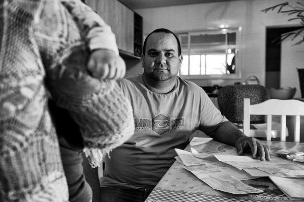 """""""O amor que tive pela Guerra virou pesadelo"""", diz funcionário da empresa em Caxias Felipe Nyland/Agencia RBS"""